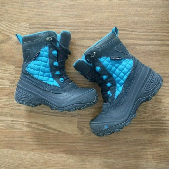 The North Face Other - The North Face Boots Youth Size 3